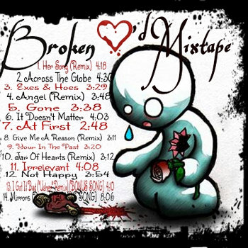 Broken-Hearted Mixtape cover art