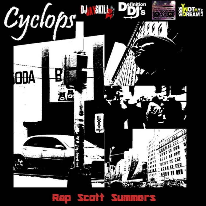 Rap Scott Summers cover art