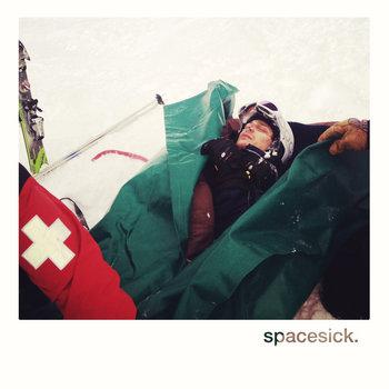 spacesick cover art