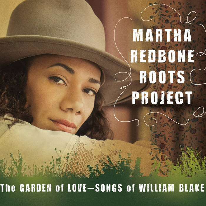 The Garden of Love - Songs of William Blake cover art