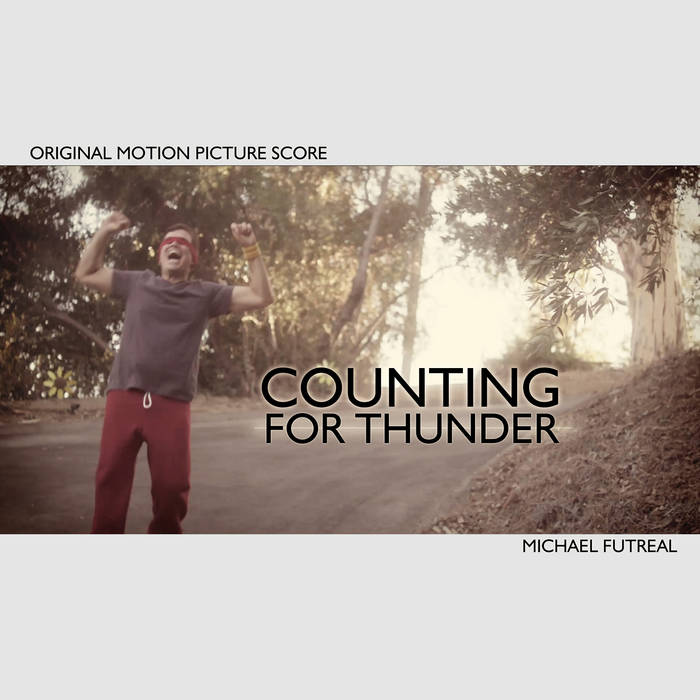 Counting for Thunder Original Motion Picture Score cover art