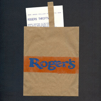 Rogers Thriftway cover art
