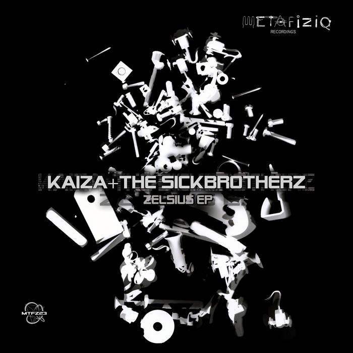Zelsius EP cover art