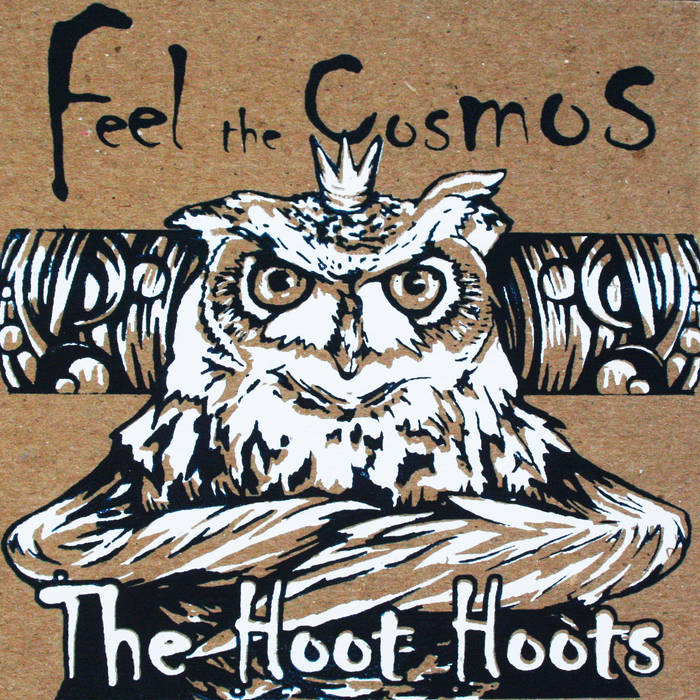 Feel The Cosmos cover art