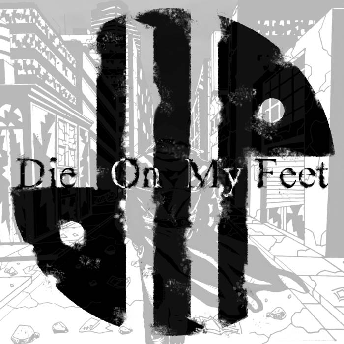 Die On My Feet cover art