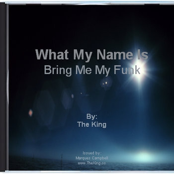 What My Name Is cover art