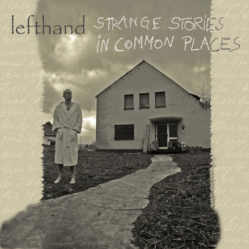 Strange Stories in Common Places cover art