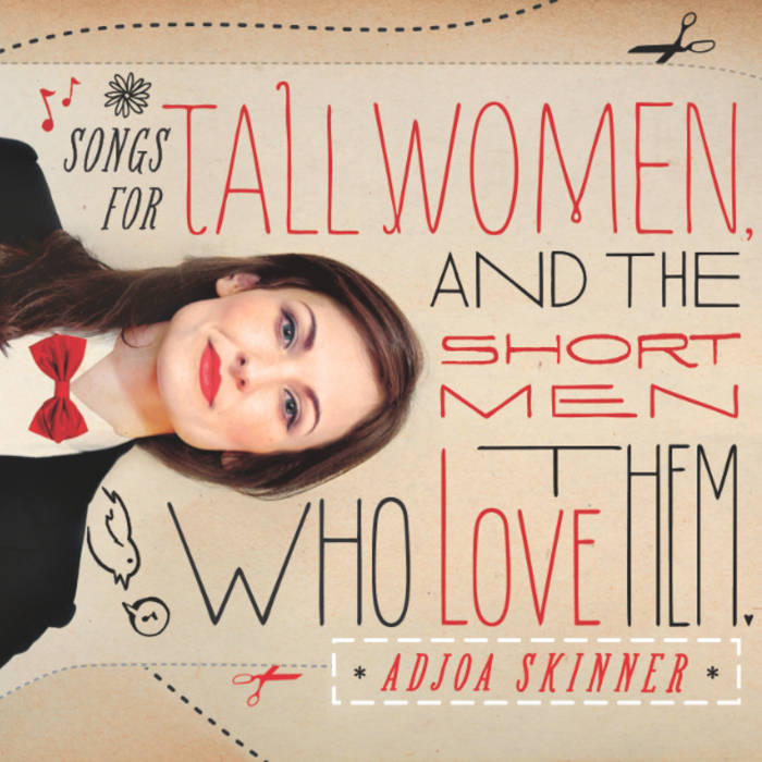 Songs For Tall Women & The Short Men Who Love Them cover art