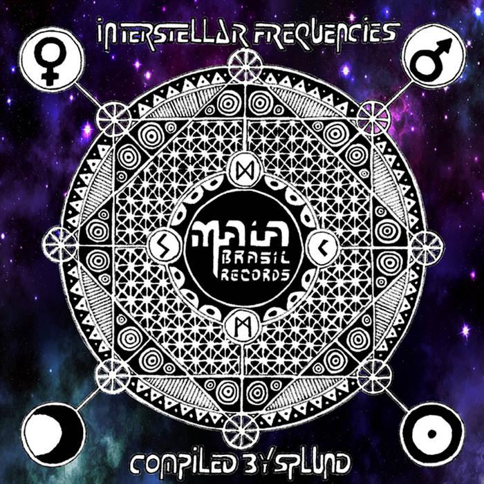 VA - Interstellar Frequencies cover art
