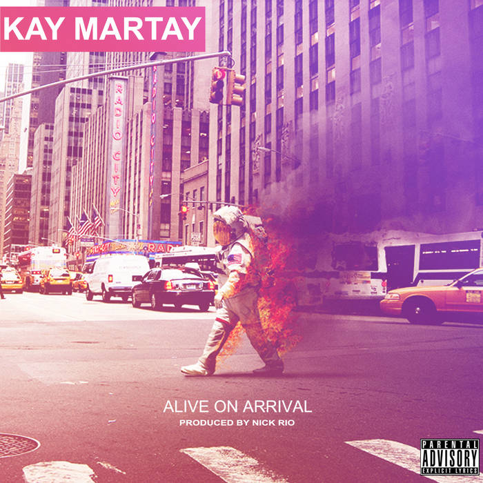 ALIVE ON ARRIVAL cover art