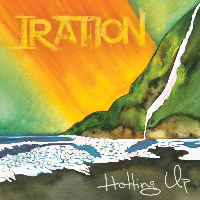 Hotting Up cover art