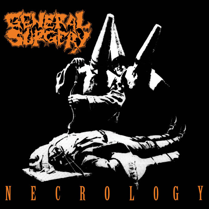 Necrology (Reissue) cover art