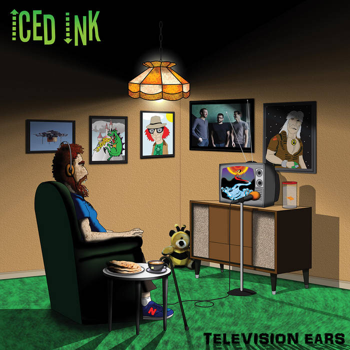 Television Ears cover art