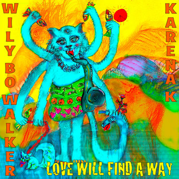 Love Will Find A Way cover art
