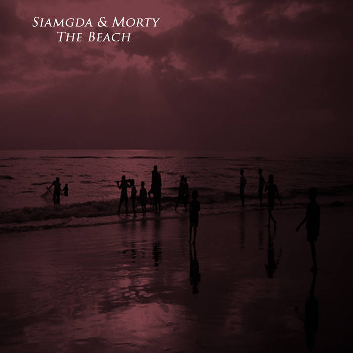 Siamgda & Morty - The Beach (Remastered) cover art
