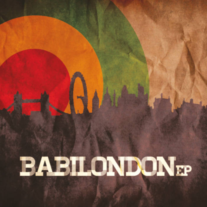 Babilondon EP cover art