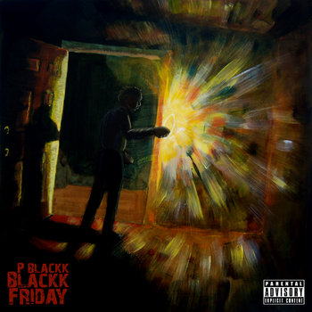 Blackk Friday cover art