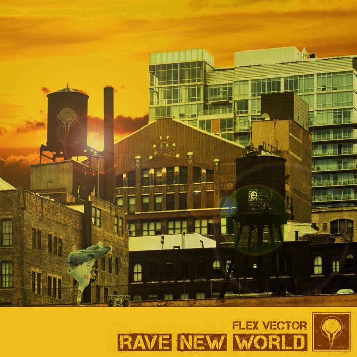 Rave New World EP cover art