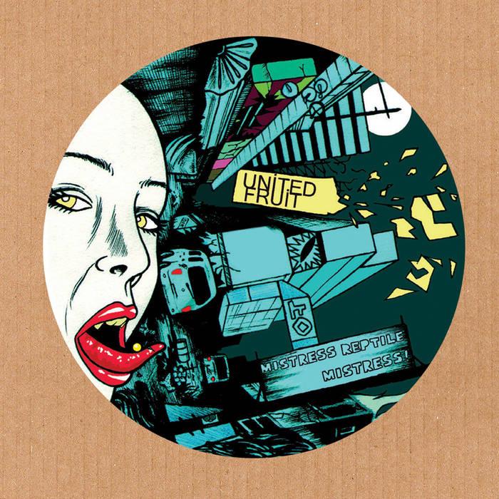 Mistress, Reptile Mistress! cover art