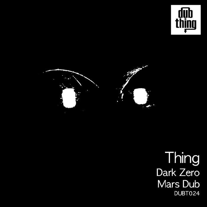 Dark Zero / Mars Dub cover art