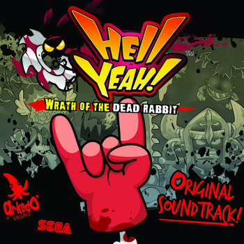 Hell Yeah ! Wrath Of The Dead Rabbit OST cover art