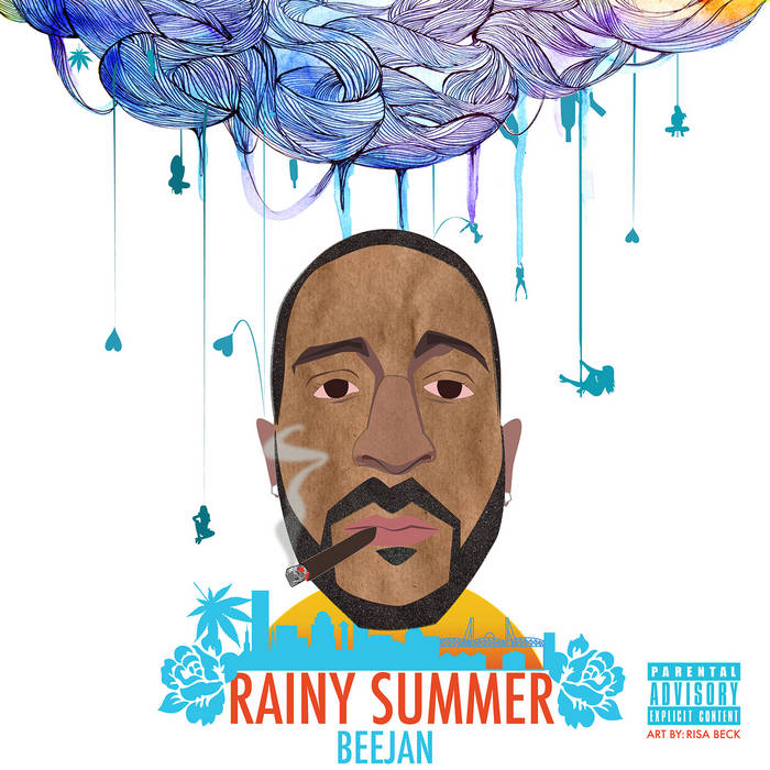 Rainy Summer cover art