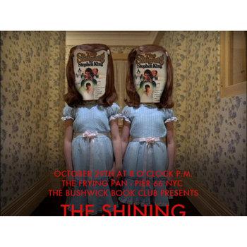 Bushwick Book Club presents The Shining cover art