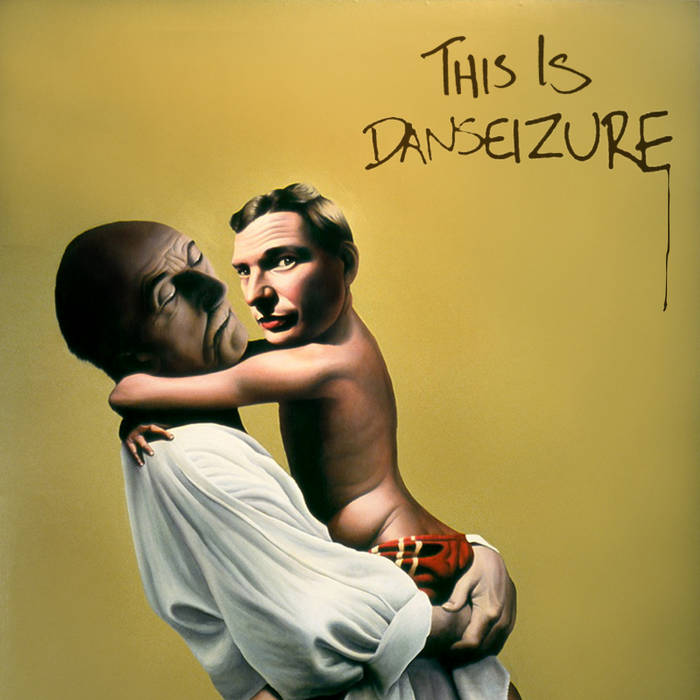 This is Danseizure cover art