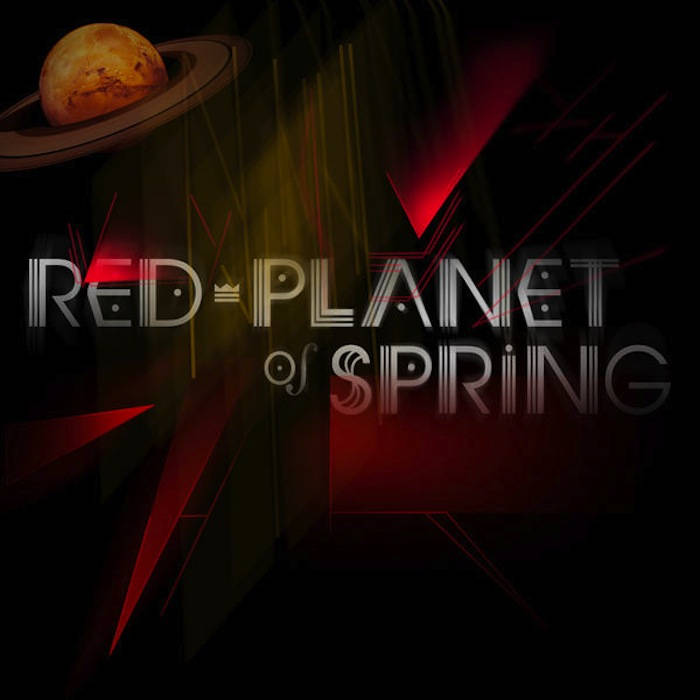 Red Planet of Spring cover art