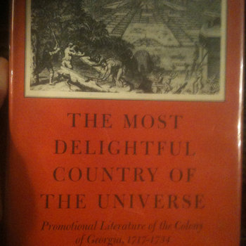 The Most Delightful Country of the Universe cover art