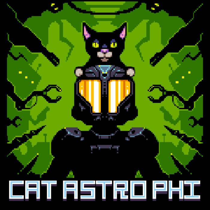 Cat Astro Phi OST cover art