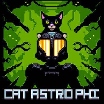 Cat Astro Phi OST cover art