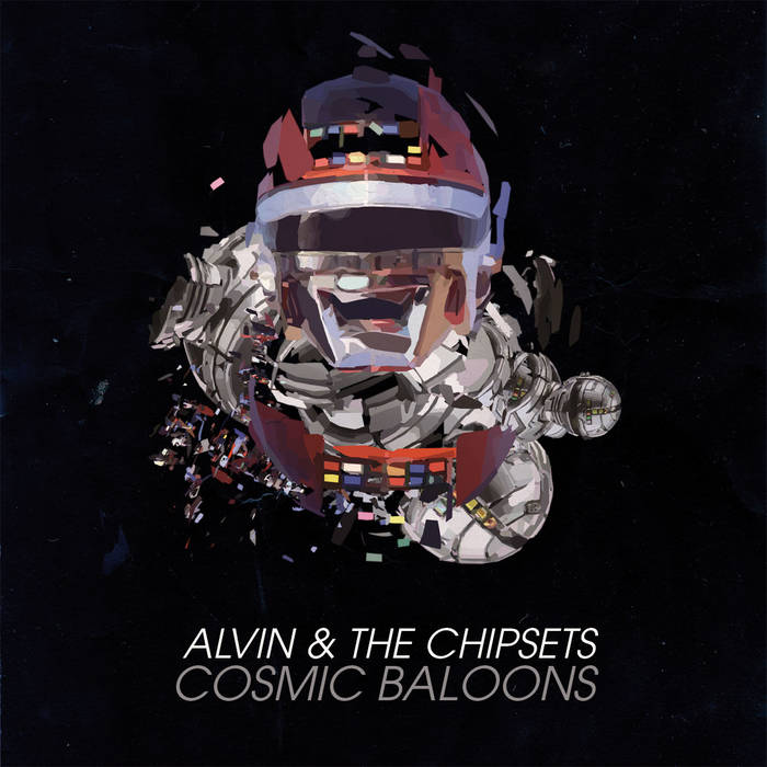 Cosmic Baloons cover art