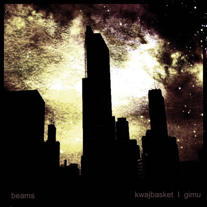 Beams cover art