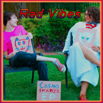 Rad Vibes EP cover art