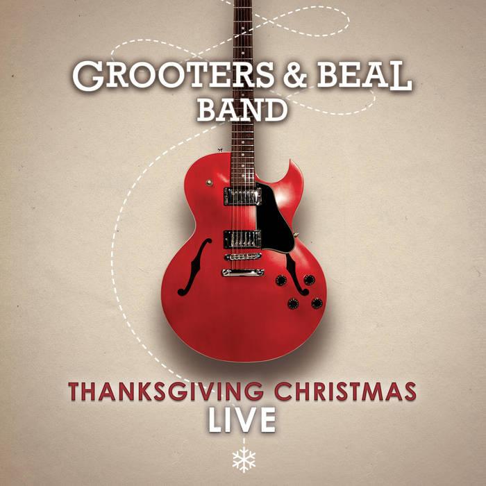 Thanksgiving Christmas Live cover art