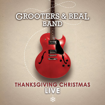 Thanksgiving Christmas Live cover art