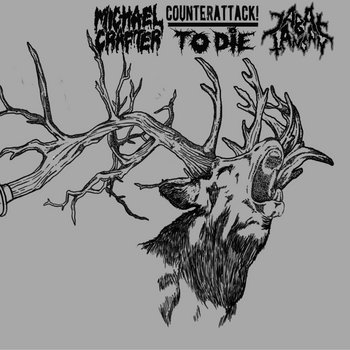 4 Way Split - Michael Crafter//To Die//CounterAttack!//Jabat Tangan cover art