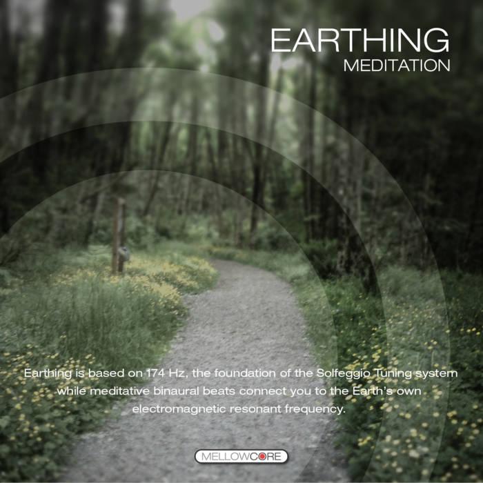 Earthing cover art