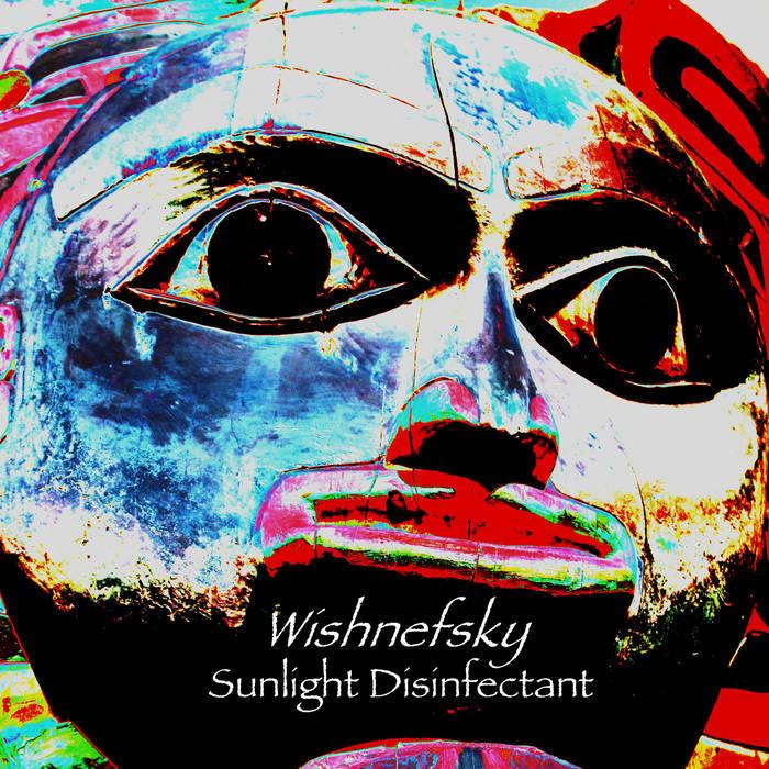 Sunlight Disinfectant cover art