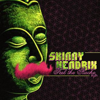 Feel The 'Stache EP cover art