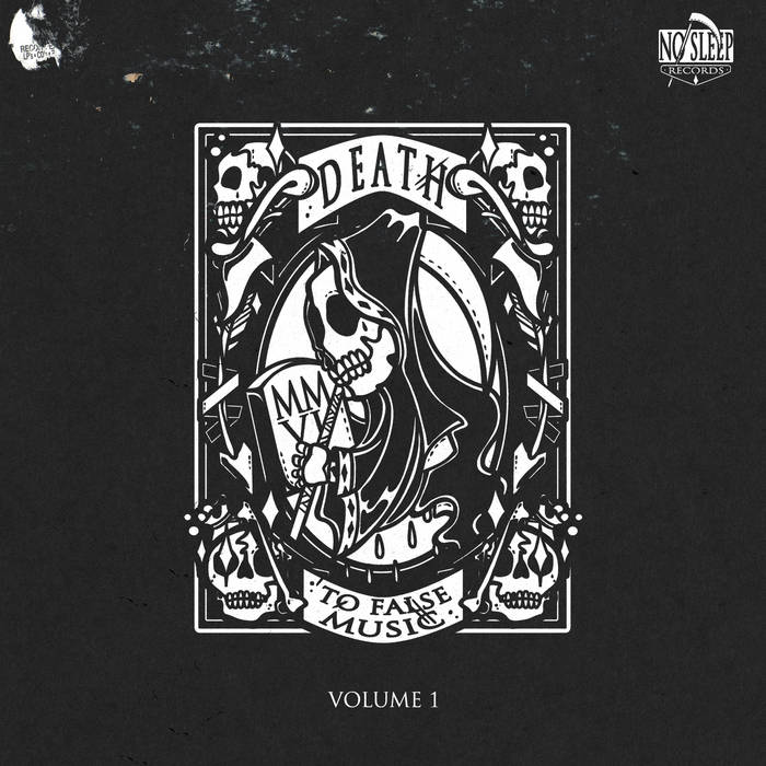 Death to False Music: Volume 1 cover art