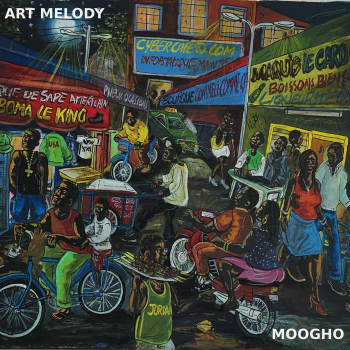 MOOGHO cover art