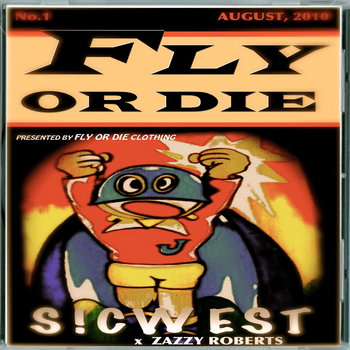 FLY OR DIE cover art