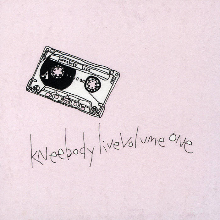 Kneebody Live, Volume One cover art