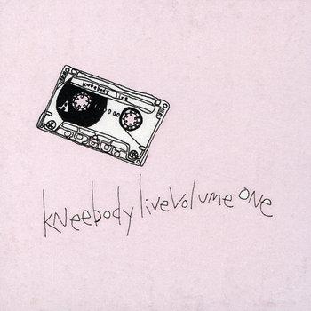 Kneebody Live, Volume One cover art