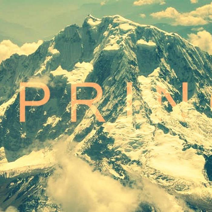 S P R I N G  *EP* cover art