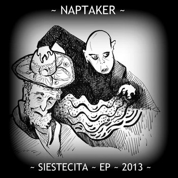 Siestecita EP cover art