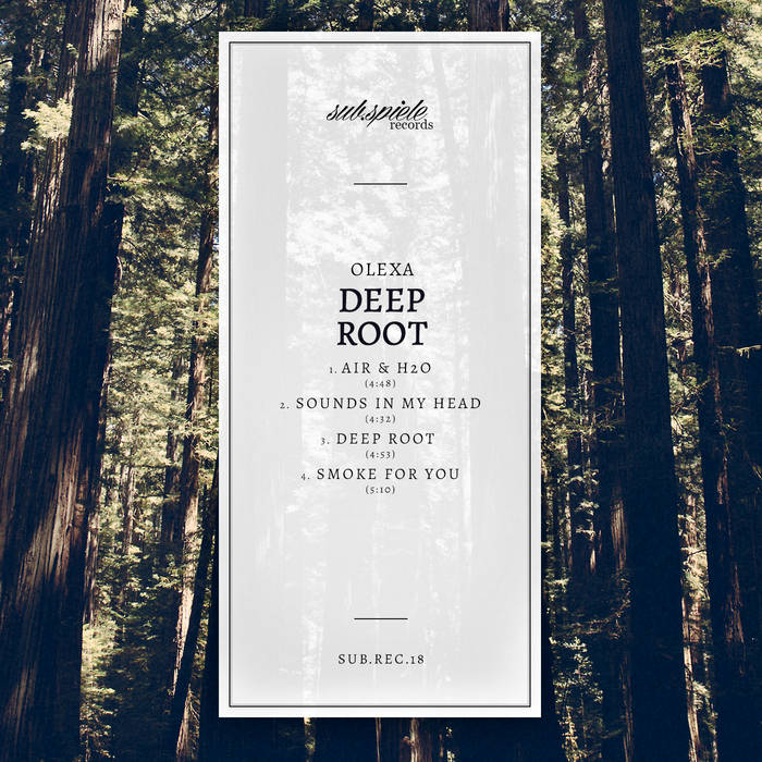 deep root cover art