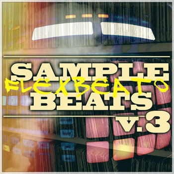 SampleBeats3 cover art